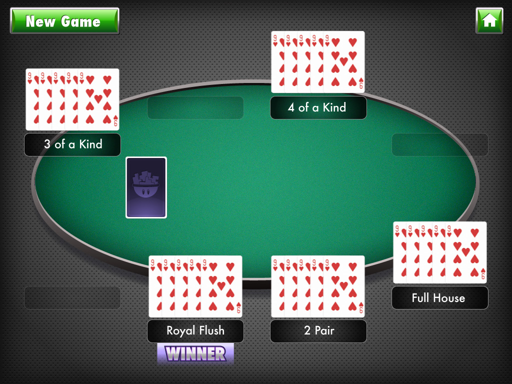 Pokerhände