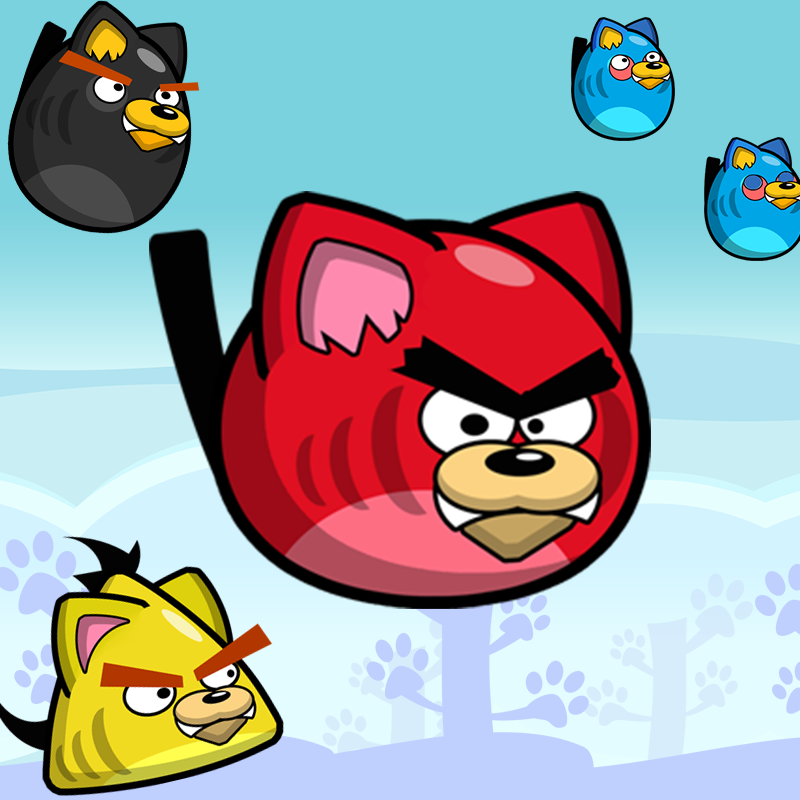 u201cangry purrs  u201d  u2013 deluxe angry birds template