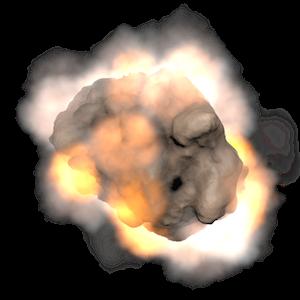 Animated Burning Meteor Gshelper Com