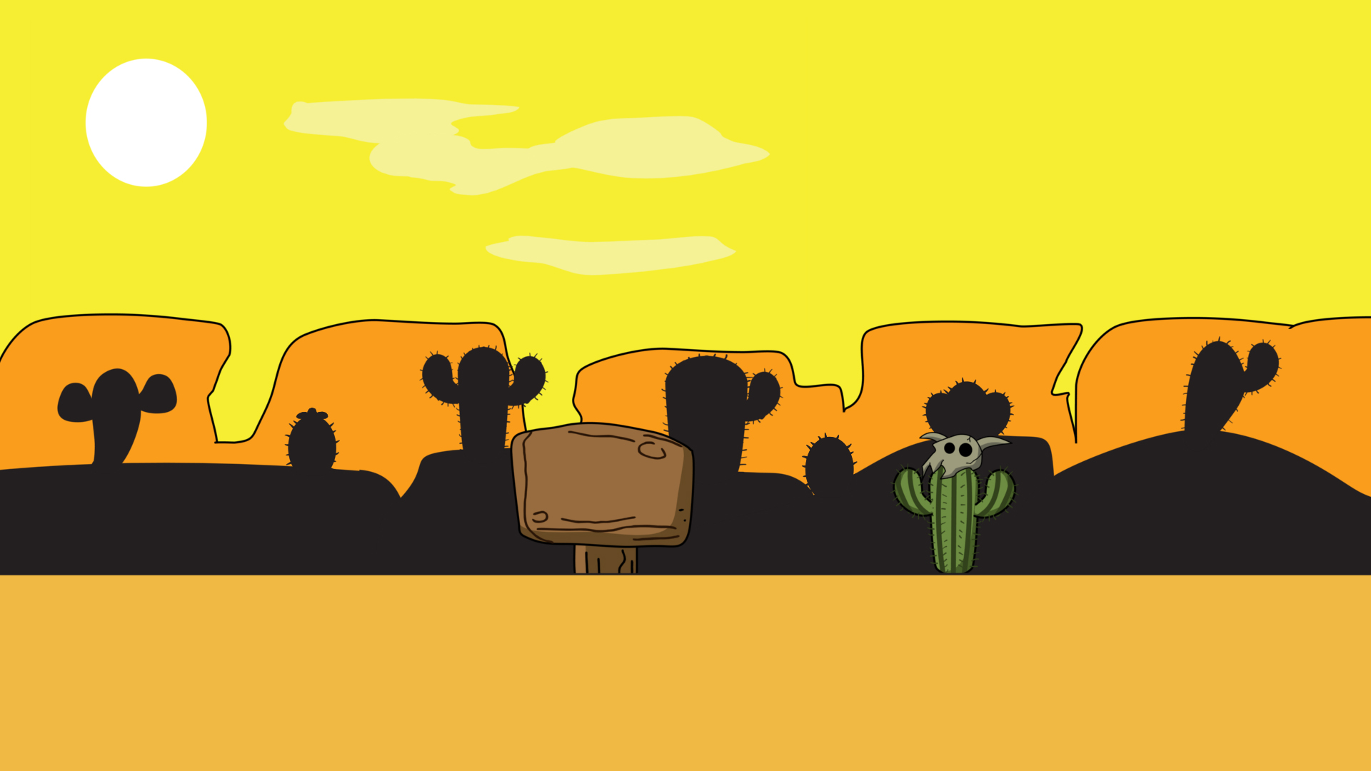 cartoon desert background gshelpercom